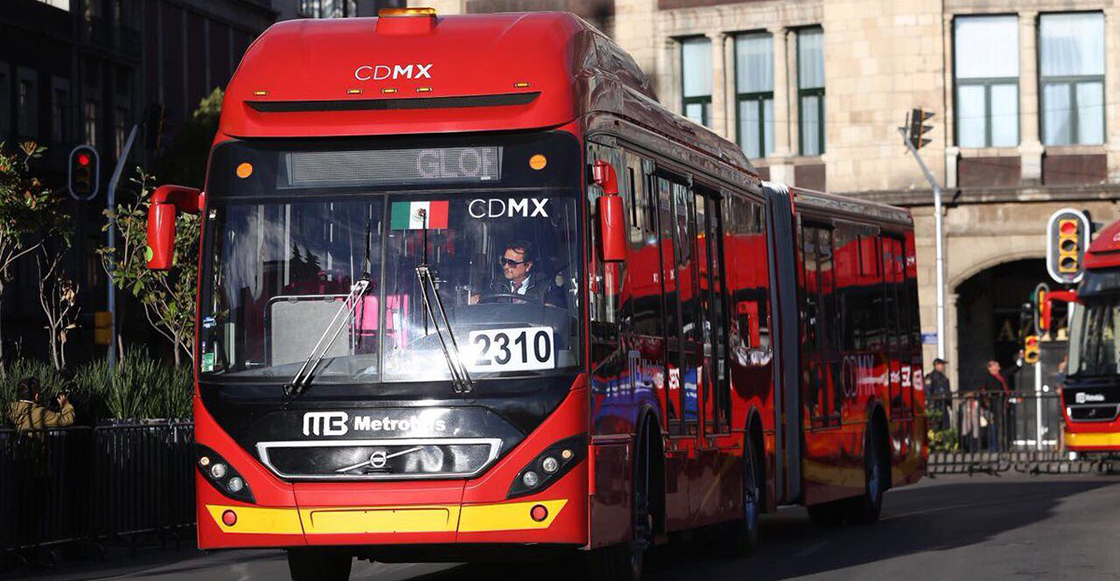 ¡Planea tu viernes! Que el metrobús suspenderá servicio en 10 estaciones