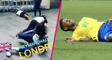 ¡JAJA! Café Tacvba se une al Neymar Challenge desde Londres