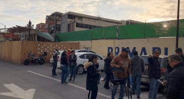No se demolerá el Colegio Rébsamen: Sheinbaum ante protestas de los papás