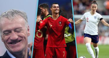 Ellos son los nominados a los premios The Best de la FIFA