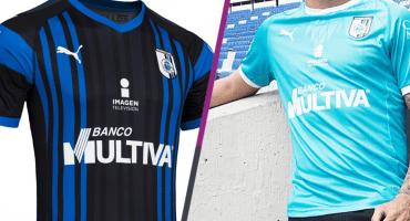 ¡Plumaje blindado! Así son los nuevos uniformes del Querétaro para el AP2018