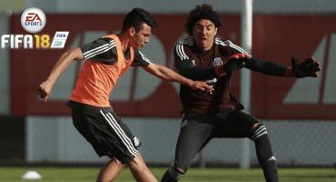 Dos Mexicanos en el 11 ideal del FIFA 18; No aparecen CR7 ni Messi
