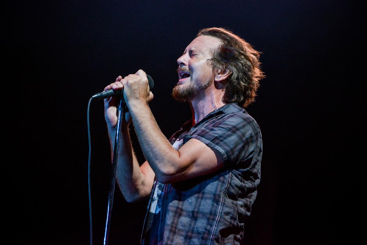 Pearl Jam en el Mad Cool