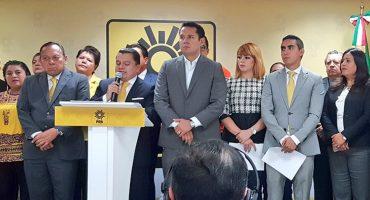 ¿Quién para el PRD? Renuncia Manuel Granados, líder nacional del partido