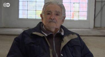 Pepe Mujica le envía un emotivo mensaje a México y a López Obrador