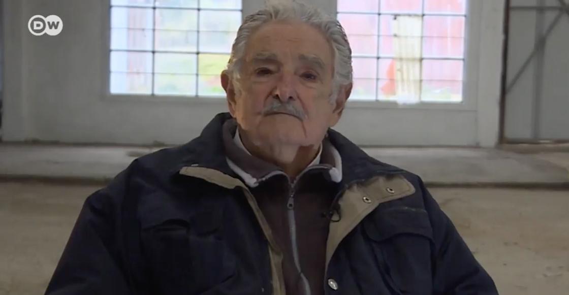 """""""¡Suerte, México! Y contigo, la suerte de nuestra América"""": Pepe Mujica"""