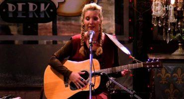 Las 10 canciones que todos amamos de Phoebe en Friends