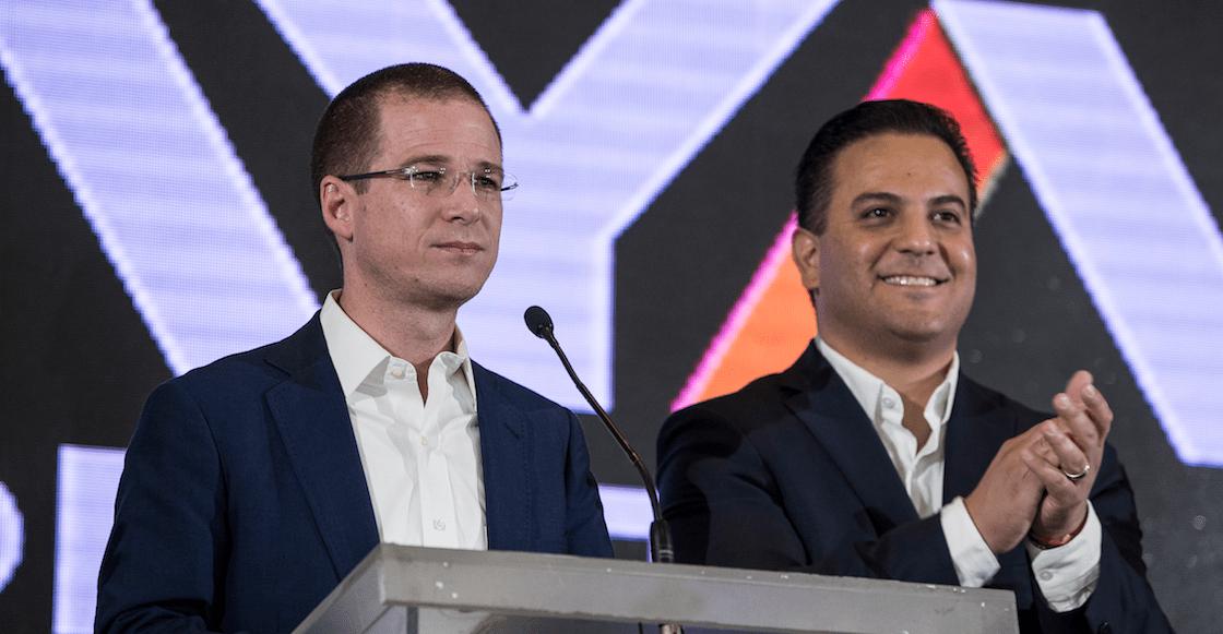 Piden renuncia de Ricardo Anaya y Damián Zepeda