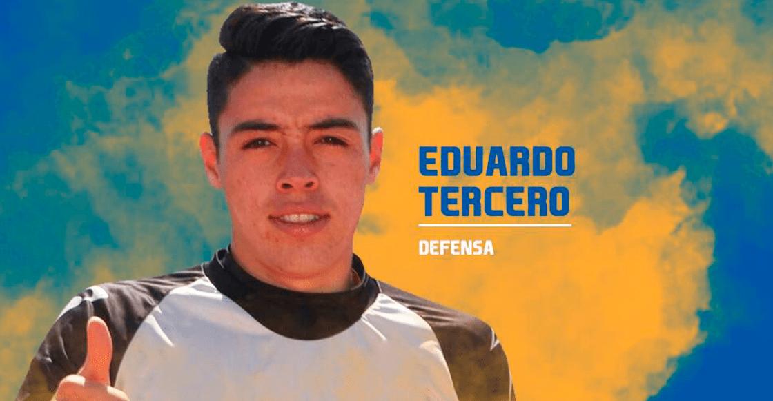 Eduardo Tercero, nueva incorporación de Tigres
