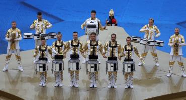 Las 10 mejores imágenes de la ceremonia de clausura de Rusia 2018
