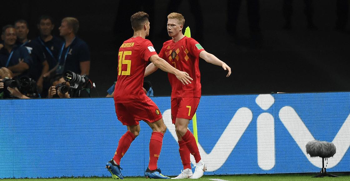 ¡Golpe diabólico! Bélgica echó a Brasil y avanzó a semifinales