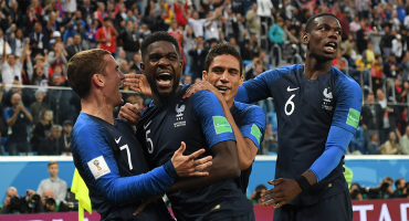 ¡Francia es el primer finalista de Rusia 2018!
