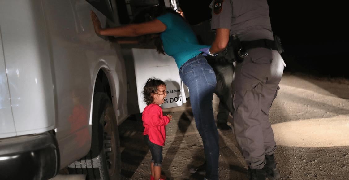Reunión niños migrantes Estados Unidos