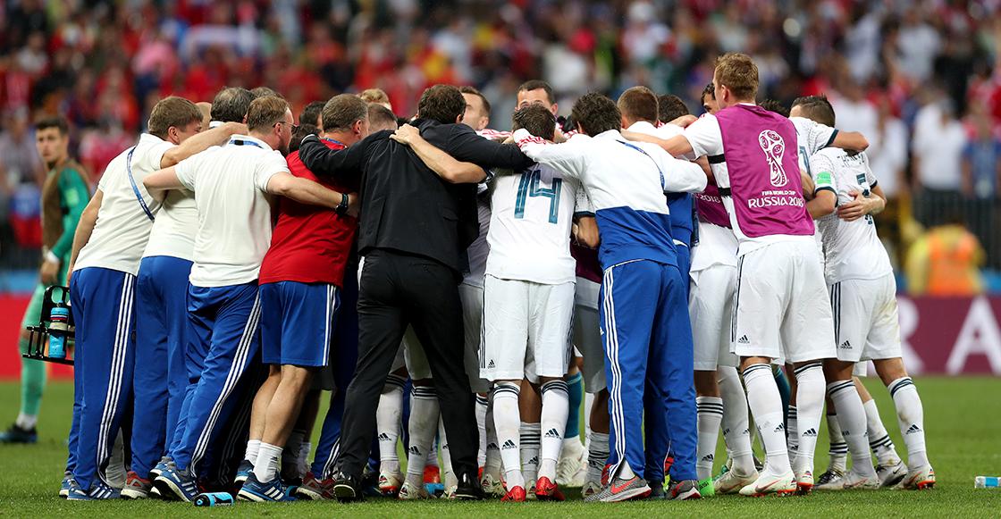 Resultado entre España y Rusia