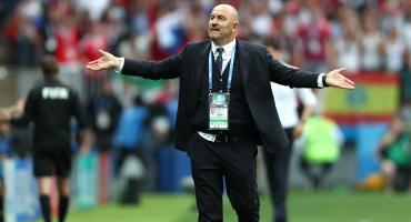Rusia renovó el contrato de su técnico Stanislav Cherchesov