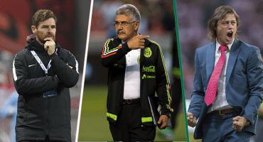5 candidatos para sustituir a Osorio en el banquillo del Tri