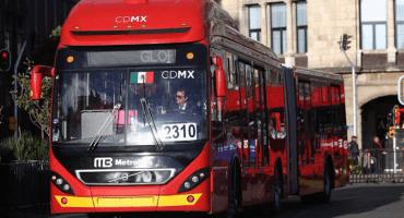Por feria navideña, algunas estaciones de la línea 4 del Metrobús CDMX permanecerán cerradas