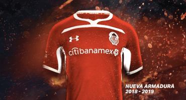 Toluca presentó sus nuevos uniformes para el Apertura 2018