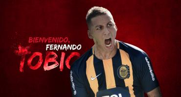 ¡Uno más al Infierno! Toluca contrató a Fernando Tobio