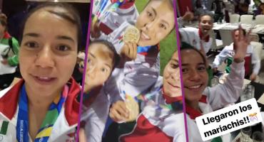 Así celebró el Tri Femenil el oro en Juegos Centroamericanos