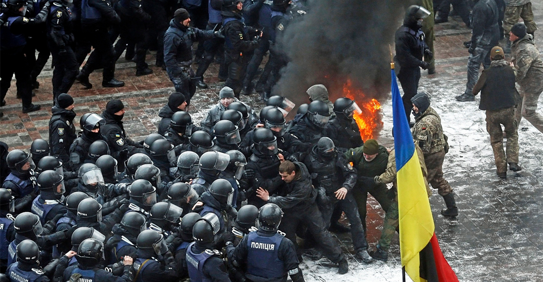 """Ucrania recibirá 200 mdd de EEUU para defender su """"integridad territorial"""""""