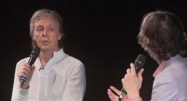 ¡Paul McCartney AHORA en Facebook Live desde Liverpool!