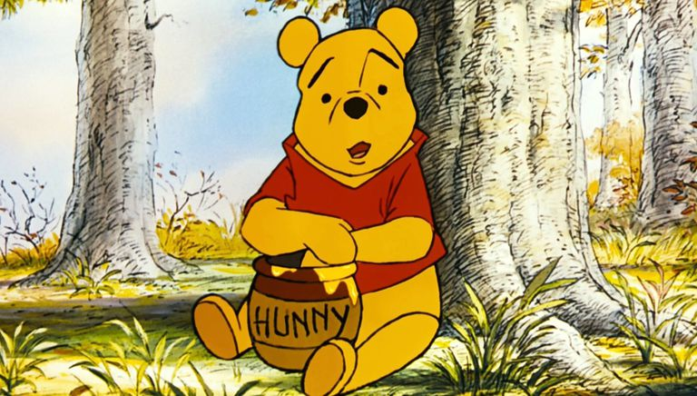 El mapa original del Bosque de los Cien Acres de Winnie Pooh rompió récord en una subasta
