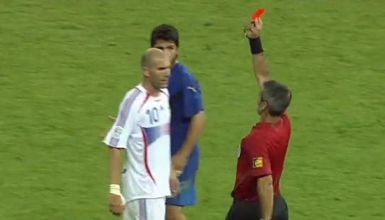 ¡Horacio Elizondo reveló quién le aviso del cabezazo de Zidane sobre Materazzi!
