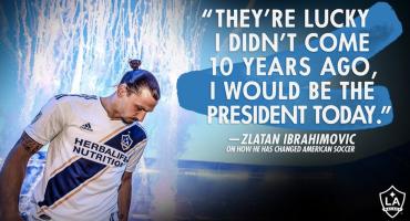 Zlatan Ibrahimovic: