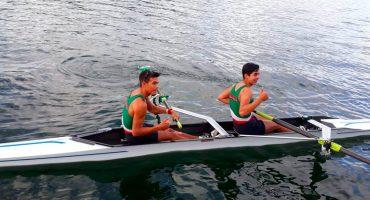 Barranquilla 2018: Adolfo Peralta y Francisco González dan oro para México en remo