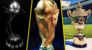 Mundial, Wimbledon, Liga MX:  Todo lo que tienes que ver
