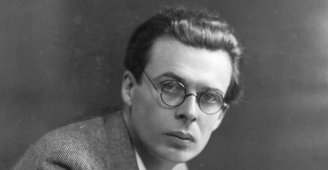 Aldous Huxley y el vicio de la droga en nombre del conocimeinto