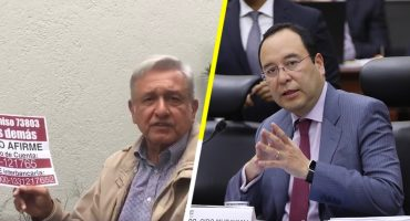 """A defender la """"honestidad valiente"""": Morena impugna multa de 197 mdp del INE"""