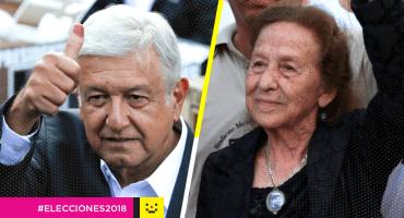 Elecciones 2018: ¿Por quién votó AMLO?