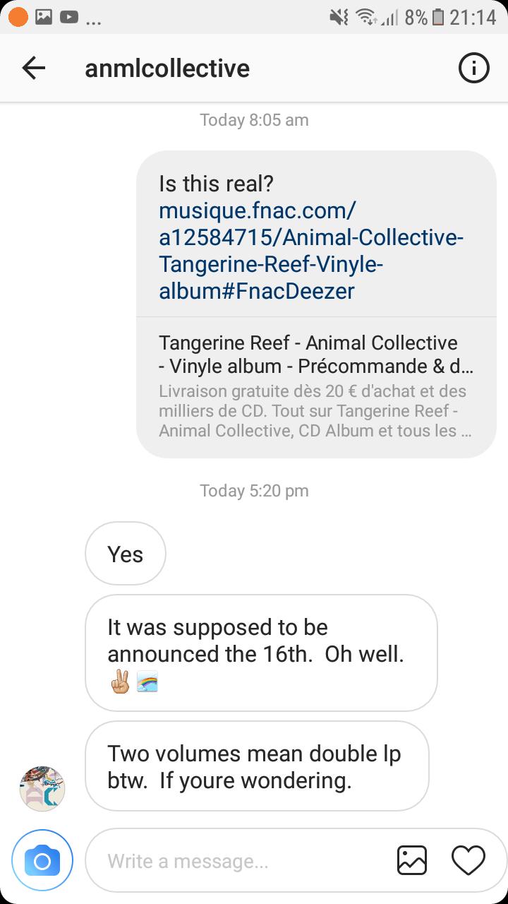 What?! Filtraron detalles del nuevo disco de Animal Collective