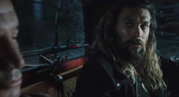 Home is calling! Por acá te dejamos el primer tráiler de 'Aquaman' con Jason Momoa