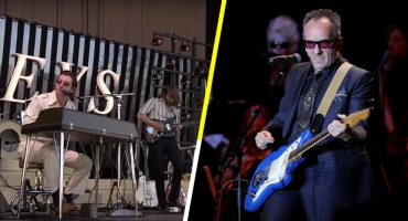 La hora de los covers: Arctic Monkeys rinde tributo a Elvis Costello con 'Lipstick Vogue'