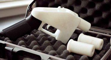 ¿Bendita modernidad? Estados Unidos hará legal la impresión 3-D de pistolas