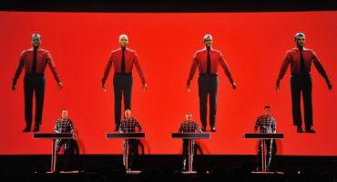 Un astronauta se unió a un concierto de Kraftwerk... ¡Desde el espacio!