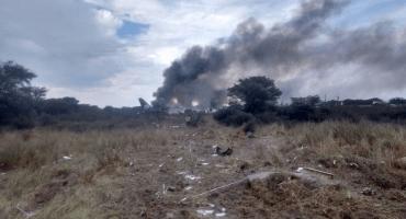 Sancionarán a la tripulación del accidente de Aeroméxico en Durango