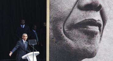 Checa el emotivo discurso de Barack Obama sobre Nelson Mandela