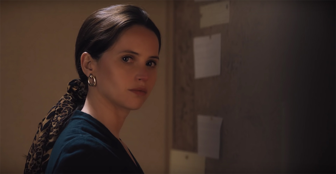 Not a male world! Checa el primer tráiler de 'On the Basis of Sex' con Felicity Jones