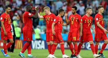 Bélgica se despide pese a ser el equipo con más goles en el Mundial