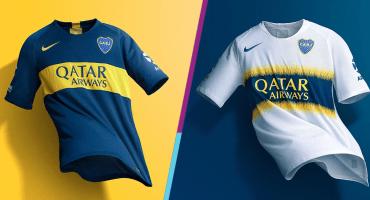 Boca Juniors presenta sus nuevas armaduras para la campaña 2018-19