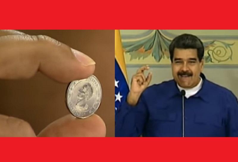 Portal Noticias Veracruz: Maduro le quita cinco ceros al bolívar