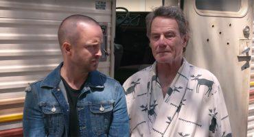 Checa este cortometraje de 'Breaking Bad' con Bryan y Aaron... en decadencia
