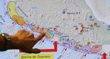 ¿Por qué no ocurre un gran sismo en la Brecha de Guerrero? Científicos de la UNAM ofrecen respuesta
