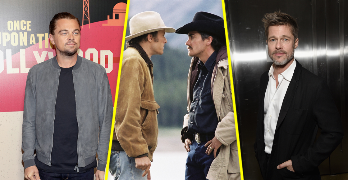 Brad, Leonardo, Almodóvar: ¿Quiénes rechazaron hacer 'Brokeback Mounatin'?