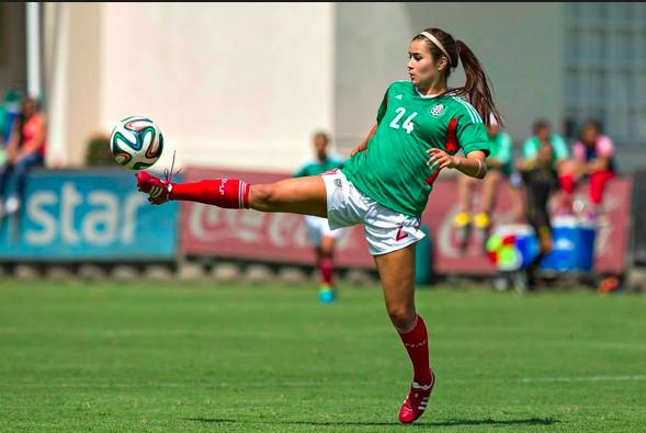 ¿Quiénes son y donde juegan las campeonas mexicanas de los Juegos Centroamericanos?