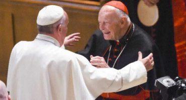 Theodore McCarrick, cardenal de EU, renuncia tras denuncias de abuso sexual